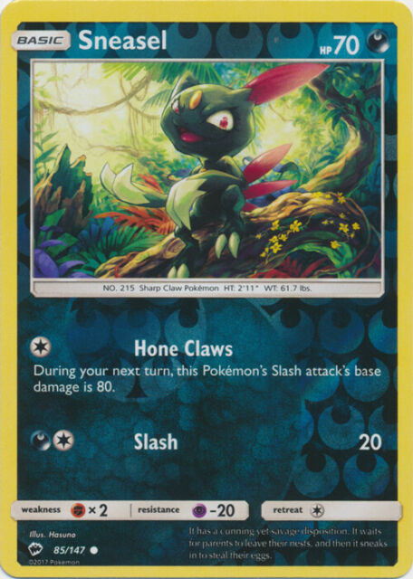 Burning Shadows Common Mint//NM Pokemon Pikachu 40//147  Sun /& Moon