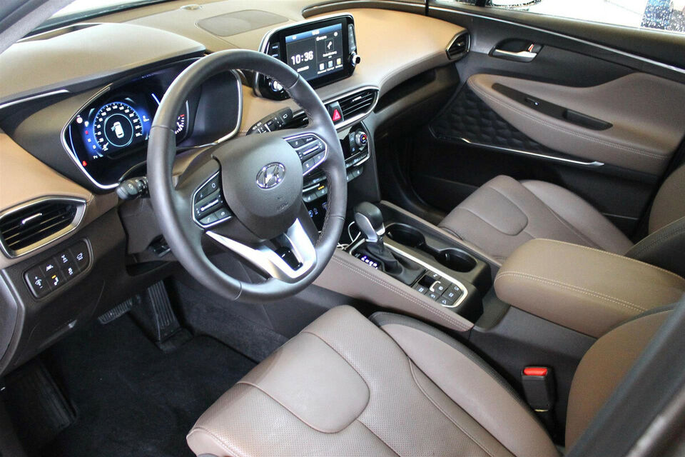 Hyundai Santa Fe 2,2 CRDi Premium aut. 4WD 7prs Diesel 4x4