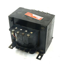 Sb Hevi Duty Electric 0750 Kva Control Transformer Ser A 55 C Rise Type Sbw
