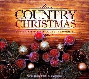 stock photo - Country Christmas Cd