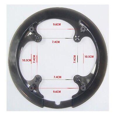 Bike Chainring Sprocket Bicycle Crankset Guard Protector 36//42//44//46//48//52T+Bolt