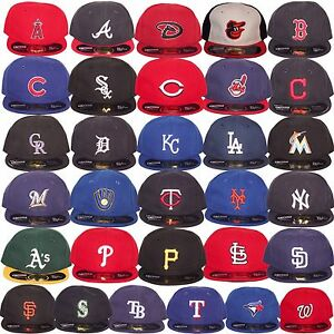 192cd2cbb19 New Era MLB Infants Newborn Baby My 1st 59Fifty 5950 Fitted Baseball ...
