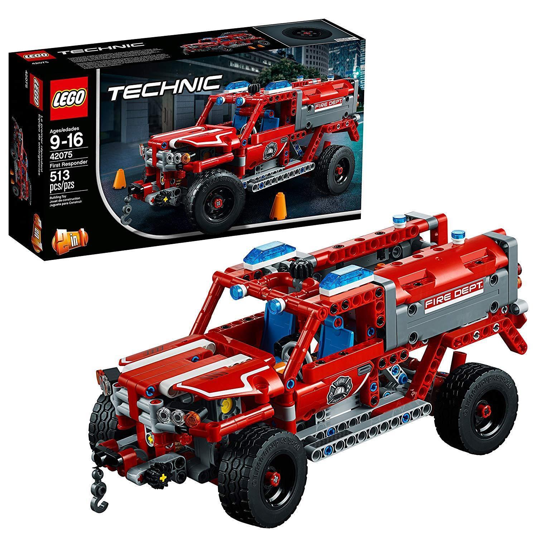 LEGO Technic 42075 - Kit di primera respuesta. de 9 a 16 años