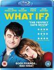 What If 5030305517212 With Daniel Radcliffe Blu-ray Region B