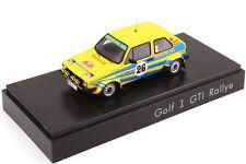 1:43 VW Golf Rabbit I GTI Rallye Monte Carlo 1980 26 Eklund Pierburg Volkswagen