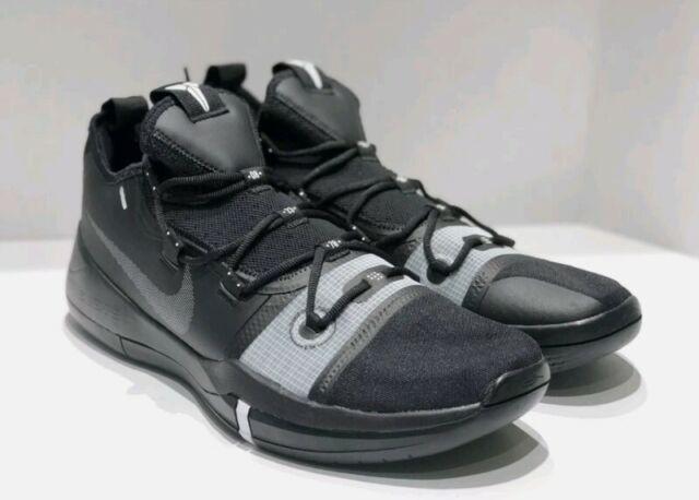 Nike Kobe A.D. TB Black Silver