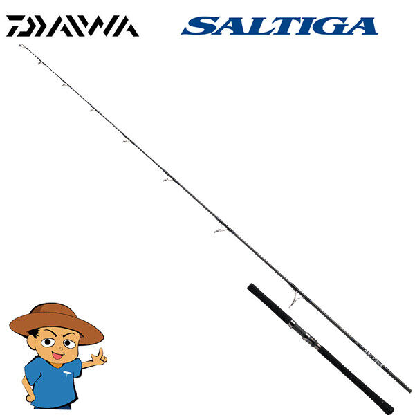 Daiwa SALTIGA CASTING MODEL C82HS J Heavy  fishing spinning rod  zero profit
