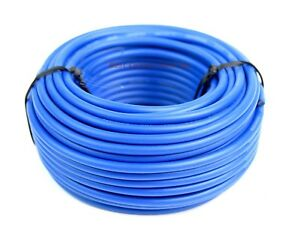 12 GA Gauge 50\' Feet Blue Audiopipe Car Audio Home Remote Primary ...
