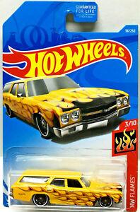 Hot Wheels 2019   ´70 CHEVELLE SS WAGON   56//250   NEU/&OVP
