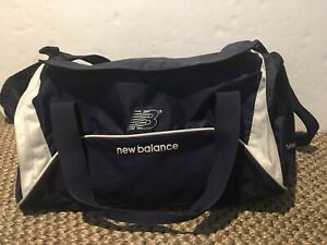Details About New Balance Gym Duffle Bag Black And Pink
