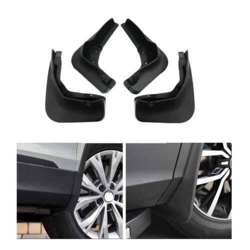 4x Car Mud Flaps Splash Guard Fender Mudguard Mudflaps For VW Passat 2015-2018