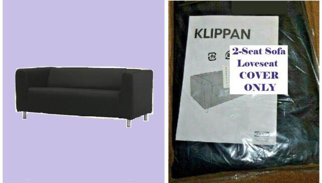 Ikea Klippan 2 Seat Loveseat Sofa Almas White Alme Not Granan