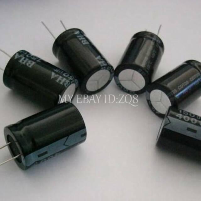 Genuine Nippon Chemi-Con 25V 18000uF Radial Electrolytic Capacitor