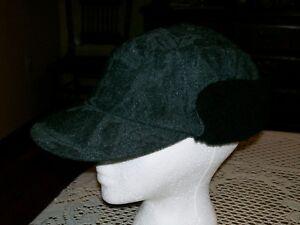 5d1a6e7151326 Image is loading Dorfman-Pacific-Trapper-Winter-Cap-Ear-Flap-Charcoal-