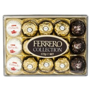 Ferrero Collection 15 Pack Boxed Chocolate Gift 172g 172g