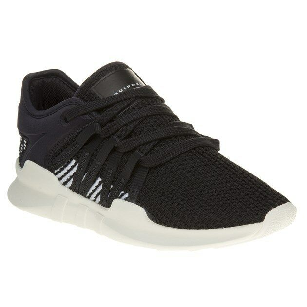 New WOMENS ADIDAS BLACK EQUIPMENT RACING ADV TEXTILE Sneakers Running Style