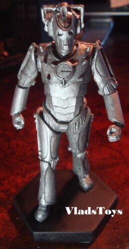 Eaglemoss UK Doctor Who Age of Steel The Cyber Controller Figurine w/Magazine #3