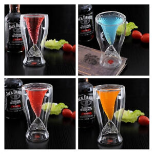 Mermaid-Vodka-Shot-Glass-Cup-Beers-Mug-Brandy-Drinking-Bottle-Novelty-Crystal