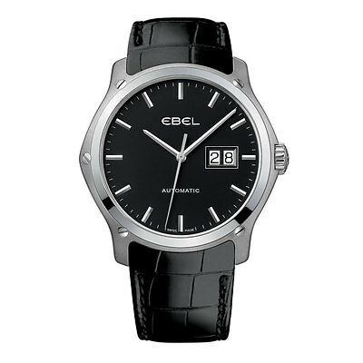 EBEL Classic Hexagon Automatic Gents Watch 1216008 - RRP £1950  - BRAND NEW
