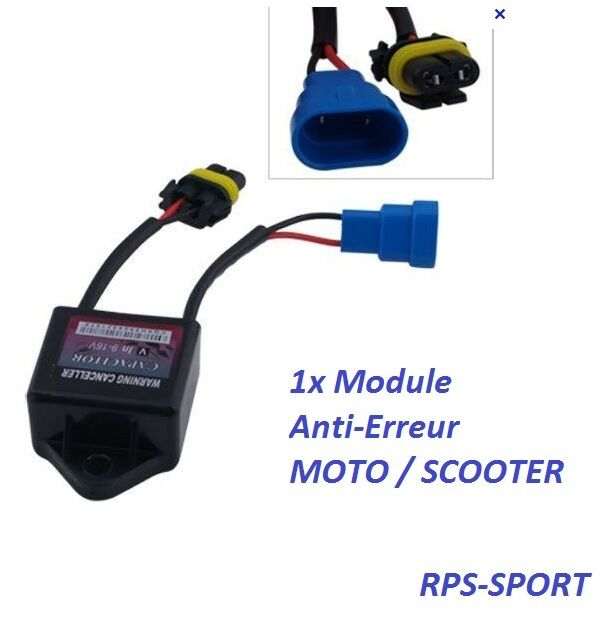 Module Boitier Anti Erreur CANBUS OBD BMW R 100 RS/2