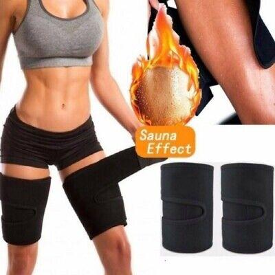 Thigh Arm Trainer Vest Sauna Sweat Body Shaper Thermo Slimming Trimmer Belt HOT