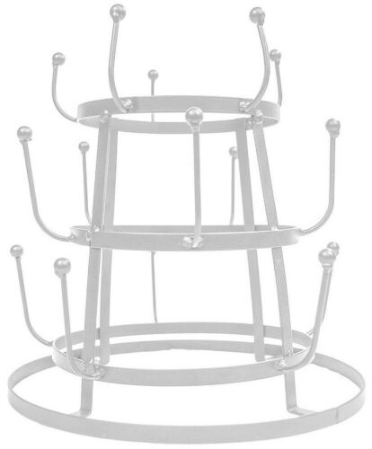 Sorbus Mug Holder Tree Organizer//Drying Rack Stand
