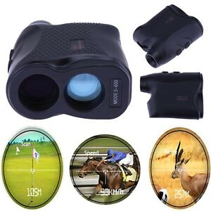 600M-6X-Waterproof-Golf-Telescope-Laser-Range-Finder-Distance-Height-Speed-Meter