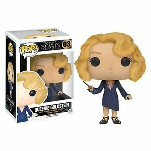 Fantastic Beasts and Where to Find Them Queenie Pop Vinyl Figure  New in stock - <span itemprop=availableAtOrFrom>Stoke-on-Trent, United Kingdom</span> - Returns accepted. Items must be returned by recorded post within 3 days of submitting a return request. Items must be returned un-opened/ un-used and packaged carefully. Items retu - Stoke-on-Trent, United Kingdom