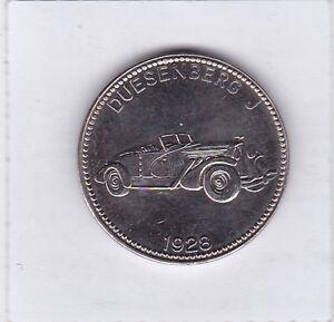 Duesenberg J 1928 Weltberühmte Sportwagen Von Shell Ebay
