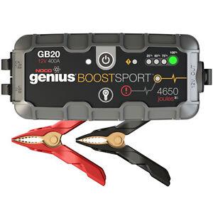 Avviatore Auto Portatile Jump Starter Noco Genius Boost GB20
