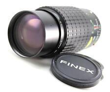 FINEX MC 70-200mm F4 Lens Pentax K PK Mount Film/Digital
