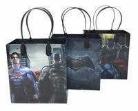 Batman V Superman Goody Gift Loot Bag Dc Comic Party Favor Bag Filler Supply