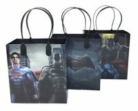 Batman V Superman Goody Gift Loot Bag Dc Comic Party Favor Bag Filler Supply