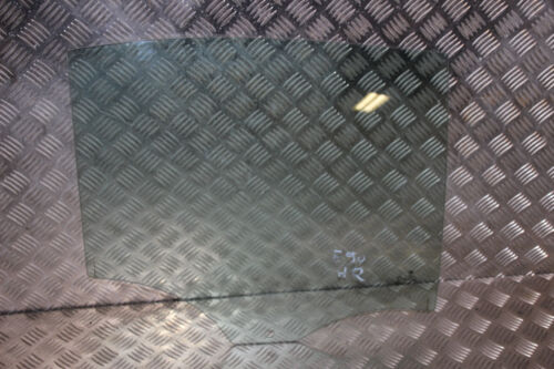 BMW 3er E90 /& LCI Scheibe Seitenscheibe Türscheibe Tür hinten rechts