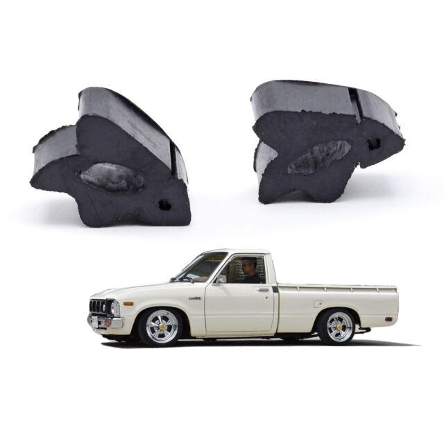 Side Hood Bonnet Bumper Rubber For Toyota Rn20 Rn25 PickupTruck 1972-1978