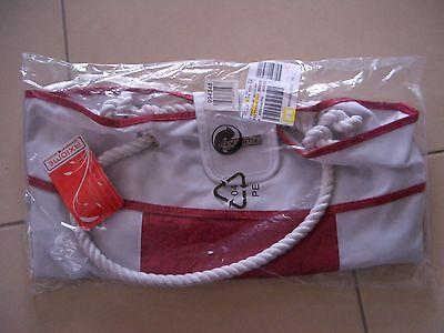 Schicke Handtasche Shopping Bag Beach Strand Tasche mit Henkel Axiome Delsey NEU