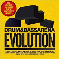 Drum And Bass Arena - Evolution Double CD Ft DJ Fresh, Pendulum, Loadstar etc