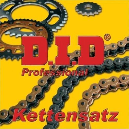 DID ZVMX Gold X-Ring Kettensatz Kawasaki ZX-9R Ninja ZX900EF Bj 2002-2003