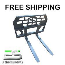 Es 42 Hd Global Euro Pallet Forks John Deere Loader Free Shipping