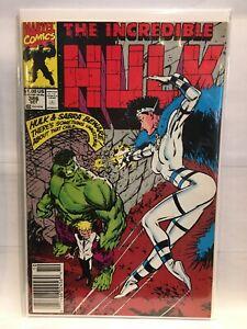 Incredible-Hulk-Vol-1-386-VF-1st-Print-Marvel-Comics