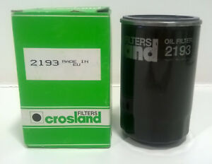 CROSLAND-2193-OIL-FILTER-FORD-FOCUS-1-6-1-8-2-0-16V-PT-CRUISER-2-4-JEEP-3-7