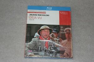 Deja-Vu-Blu-ray-Machulski-Juliusz-NEW-ENGLISH-SUBTITLES