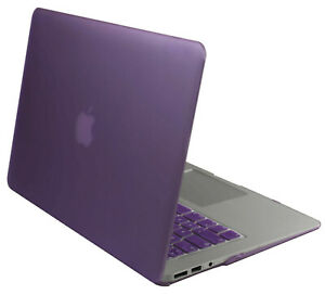 Hard-Case-fuer-Apple-Macbook-Pro-13-034-Cover-Huelle-Schutz-2008-2012-A1278-Tastatur
