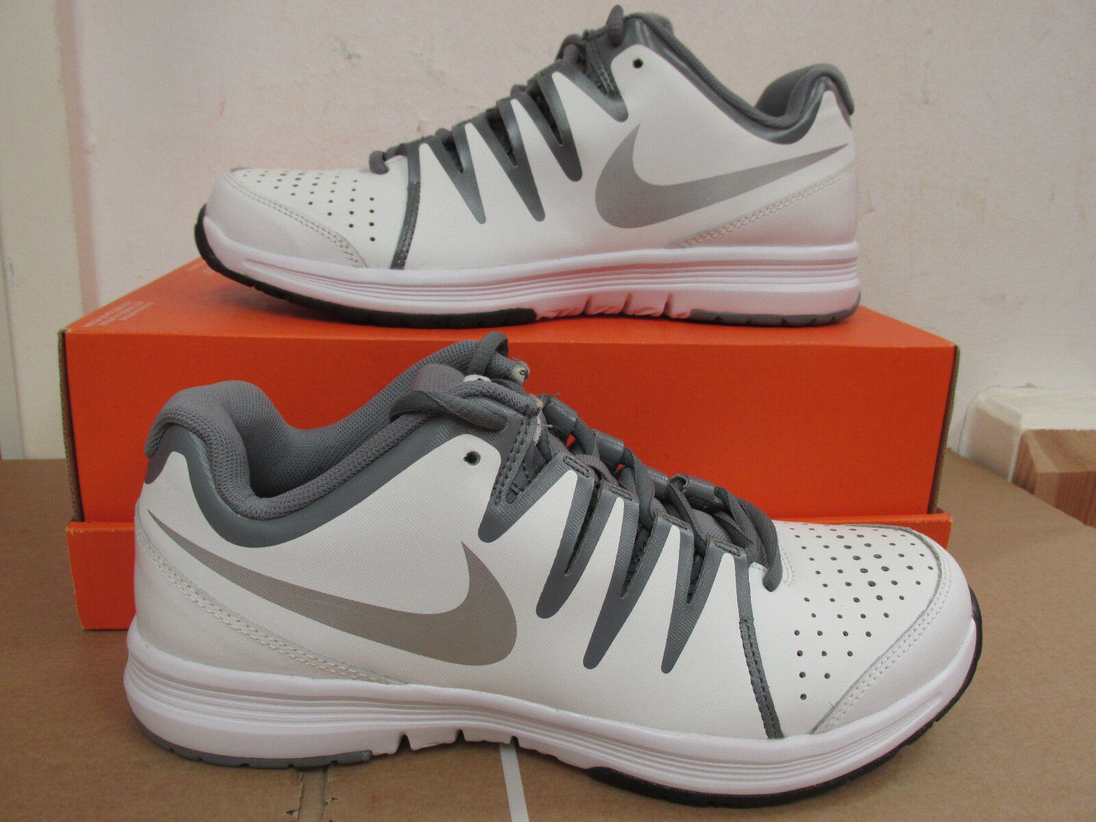 The most popular shoes for men and women Nike Vapor Court Womens Tennis Shoes 631713 100 Sneakers Trainers CLEARANCE
