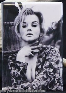 "Locker Magnet. 2/"" X 3/"" Fridge Sophia Loren B /& W Photo"