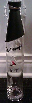 2020 1 litre Stoli Elit Elite Bottle Limited night edition LED empty bottle