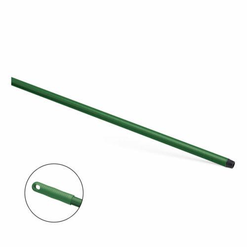 Nölle HACCP Glasfaser-Stiel grün 150 cm Glasfaserstiel für Besen Wasserschieber