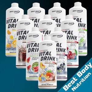 Best-Body-Nutrition-Low-Carb-Vital-Drink-Mineraldrink-Getraenkesirup-1-Ltr-Fl