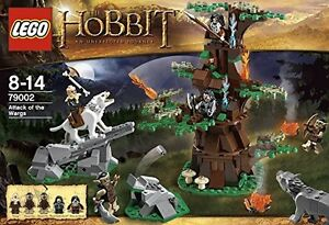 LEGO The Hobbit, Attack of the Wargs (79002) - NEUF/NEW - SCELLE/SEALED
