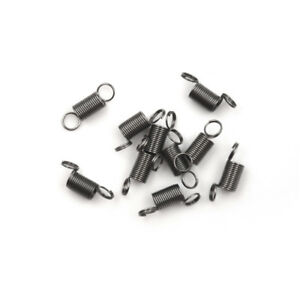 10PCS-15mm-Stainless-Steel-small-Tension-Spring-With-Hook-For-Tensile-DIY-Toy-JB